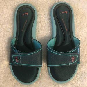 Nike Ultra Comfort Slide Sandals Size 9